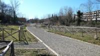 Sistemazione dei vialetti di accesso